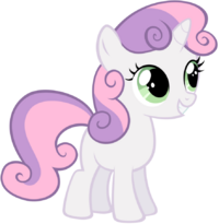 Sweetie belle vector by tigersoul96.png