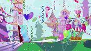 My Little Pony Pinkie Pie's Gala Fantasy song (croatian)