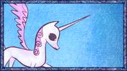 Princeza Celestia u priči S1E01