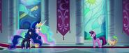 Iskra priča s drugim princezama MMP F