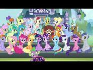 MLP-FiM - The Theme Song - Season 8 - HD