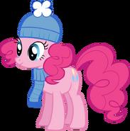 Roza u zimskoj odori