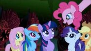 MLP FiM Giggle at the Ghostly - Hebrew OFFICIAL DUB HD