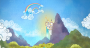 Storybook opening Equestria landscape cropped S1E01.png