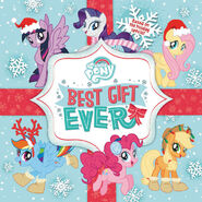 My Little Pony Best Gift Ever board book cover