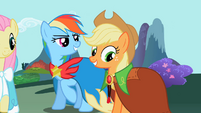 Applejack all right S2E10