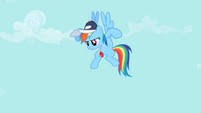 """Rainbow Dash """"Any questions"""" S2E07"""