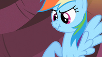 """Rainbow Dash """"how to party Ponyville style"""" S2E09"""
