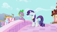 Rarity sincere yes S2E10