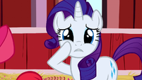 Rarity not return S2E14