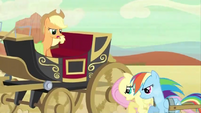 "Applejack ""Knock it off!"" S2E14"