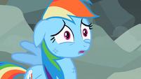 Rainbow Dash worried S2E07
