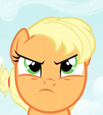 Determined Applejack S2E14