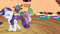 Spike happy S2E10