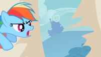 Rainbow Dash get back S2E8