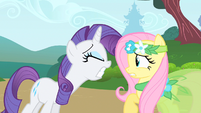Rarity stressing you must S1E20