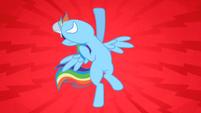"Rainbow Dash ""Awesomeness!"" S2E7"