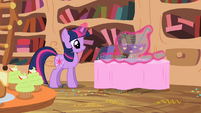 Twilight sets the table S2E10