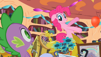 Pinkie Pie special surprise S2E10