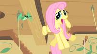 Fluttershy singing S01E22