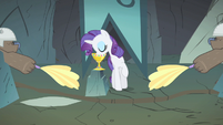 Rarity drinking water S1E19