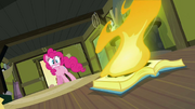 Scrapbook on fire S2E18.png