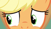 Applejack eye close up S2E14