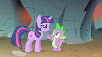 Spike you can S1E19