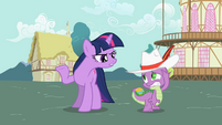 Twilight demanding gifts S2E10