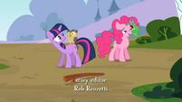 Pinkie Pie and Twilight1 S02E07