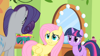 Fluttershy hiding her thoughts 2 S1E20