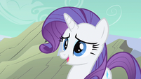 Rarity I mean S1E19