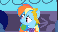 """Rainbow Dash """"This isn't hanging out"""" S01E26"""