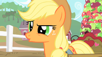 """Applejack """"This afternoon?"""" S1E25"""