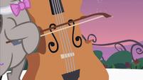 Octavia playing the Cello S2E9