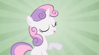 Sweetie Belle 'no meal uncooked' S1E18