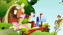 Fluttershy mail S02E19