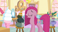 Pinkie Pie 'Why, thank you, Rocky' S1E25