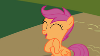 Scootaloo see Mare do Well S2E8