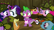 Spike is embarrassed S02E21.png