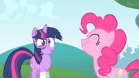 """Pinkie Pie """"That would've spoiled the secret"""" S1E15"""