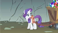 Rarity loosen it S1E19