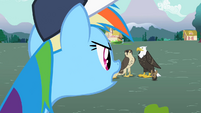 """Rainbow Dash """"Going to be"""" S2E07"""