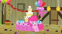 Filly Pinkie 'It's called' S1E23