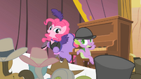 """Pinkie Pie """"So what do you say"""" S01E21"""
