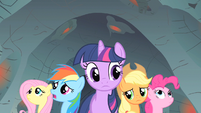 Rainbow Dash take forever S1E19