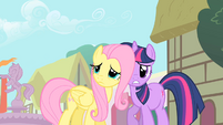 """Fluttershy """"some help I was"""" S01E22"""