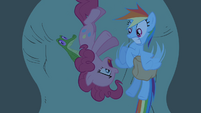 Pinkie Pie 'What's the real reason' S1E25
