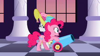 Pinkie Pie's Party Cannon S2E9