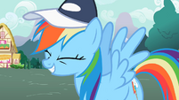 """Rainbow Dash """"That is awesome"""" S2E07"""